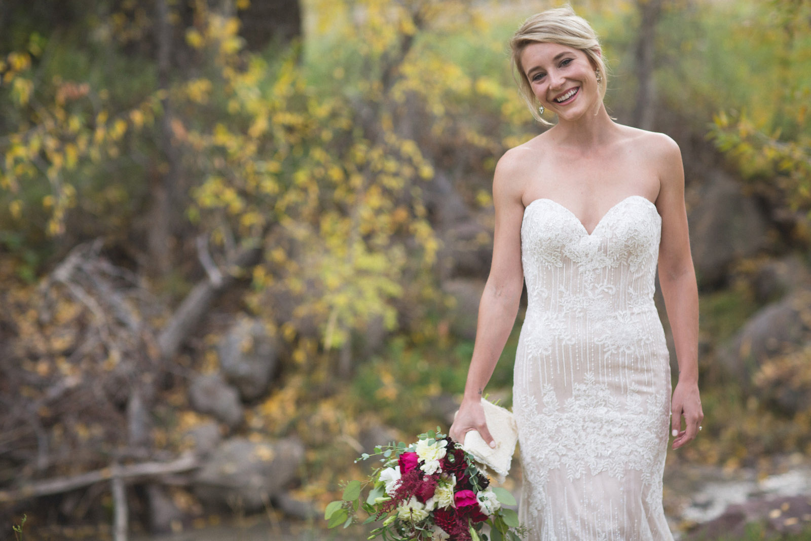 042-beautiful-portrait-of-bride-in-dress-in-nature-and-photojournalistic-photography-in-durango-colorado-elopement-wedding